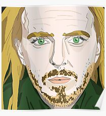 Tim Minchin Poster