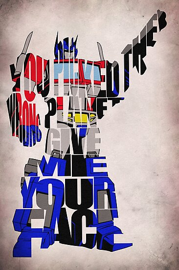Optimus Prime by A Deniz Akerman