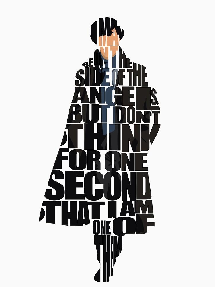 Sherlock de geekmywall