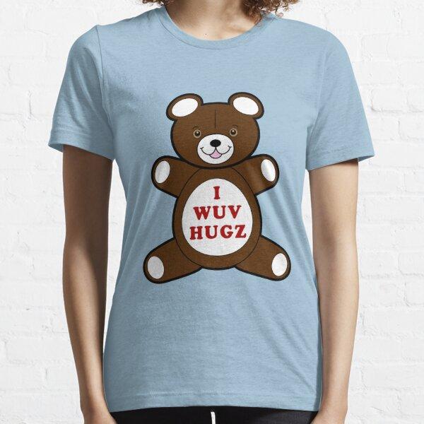 Supernatural I WUV HUGS - Cosplay Essential T-Shirt