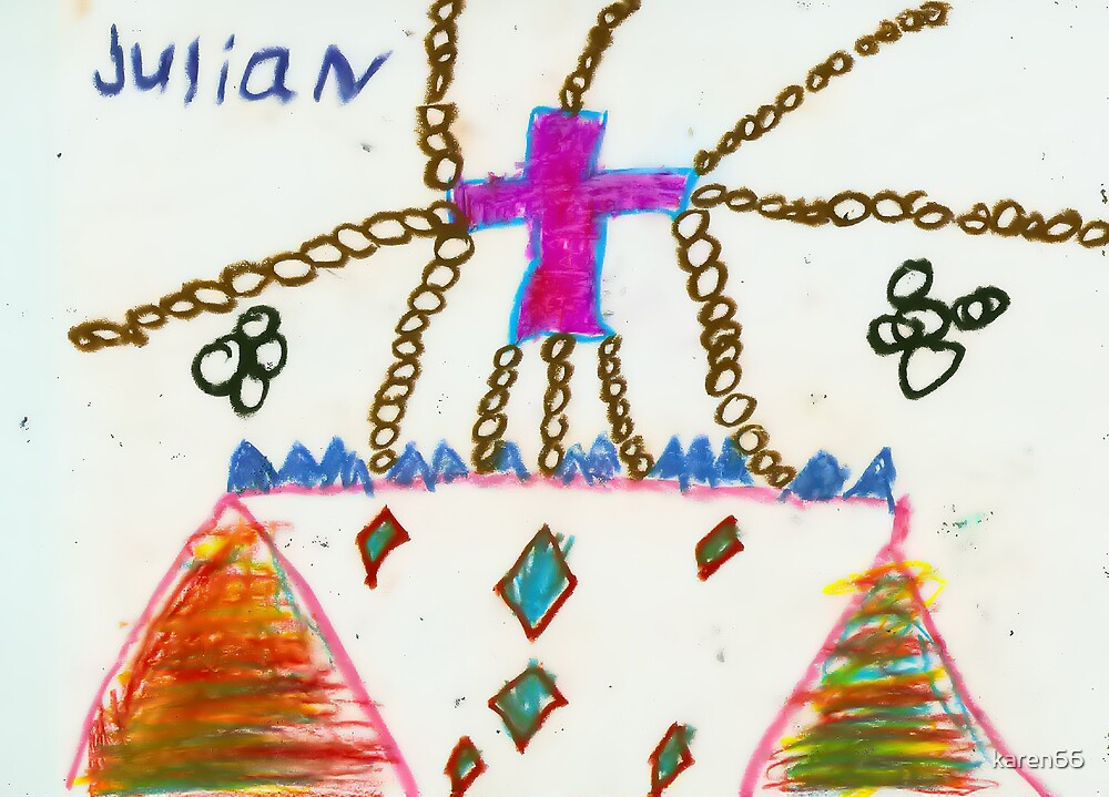 Cross Of Chains by karen66