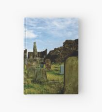 On Holy Island Hardcover Journal