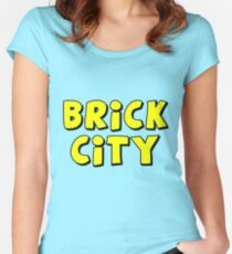Brick City Women's Fitted Scoop T-Shirt