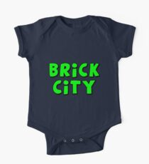 Brick City One Piece - Short Sleeve