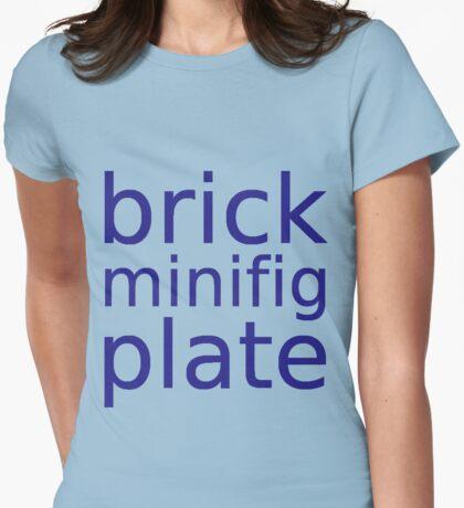 brick minifig plate T-Shirt
