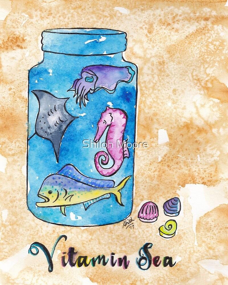 Vitamin Sea by Shiloh Moore