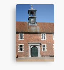 osterley park clock tower Metal Print