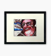Sherrif of New Orleans Framed Print