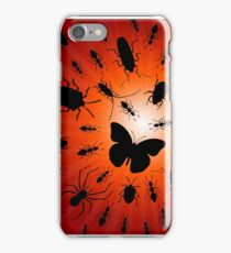 night insects iPhone Case/Skin