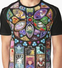 Undertale Universe Graphic T-Shirt