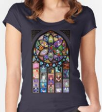 Undertale Universe Women's Fitted Scoop T-Shirt