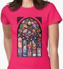 Undertale Universe Womens Fitted T-Shirt