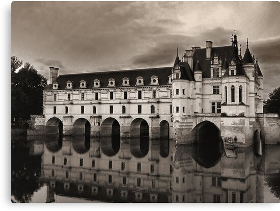 Château de Chenonceau 2 by kuntaldaftary