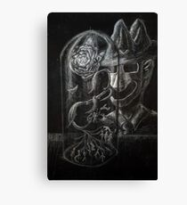 Sparkless - Cover - Issue 1 Canvas Print