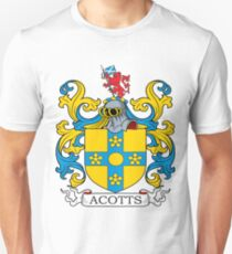 Acottes Coat of Arms T-Shirt