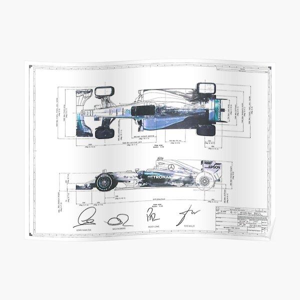 Patente F1 Póster