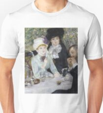 Auguste Renoir - After The Luncheon T-Shirt