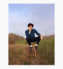 Cole Sprouse  Photographic Print