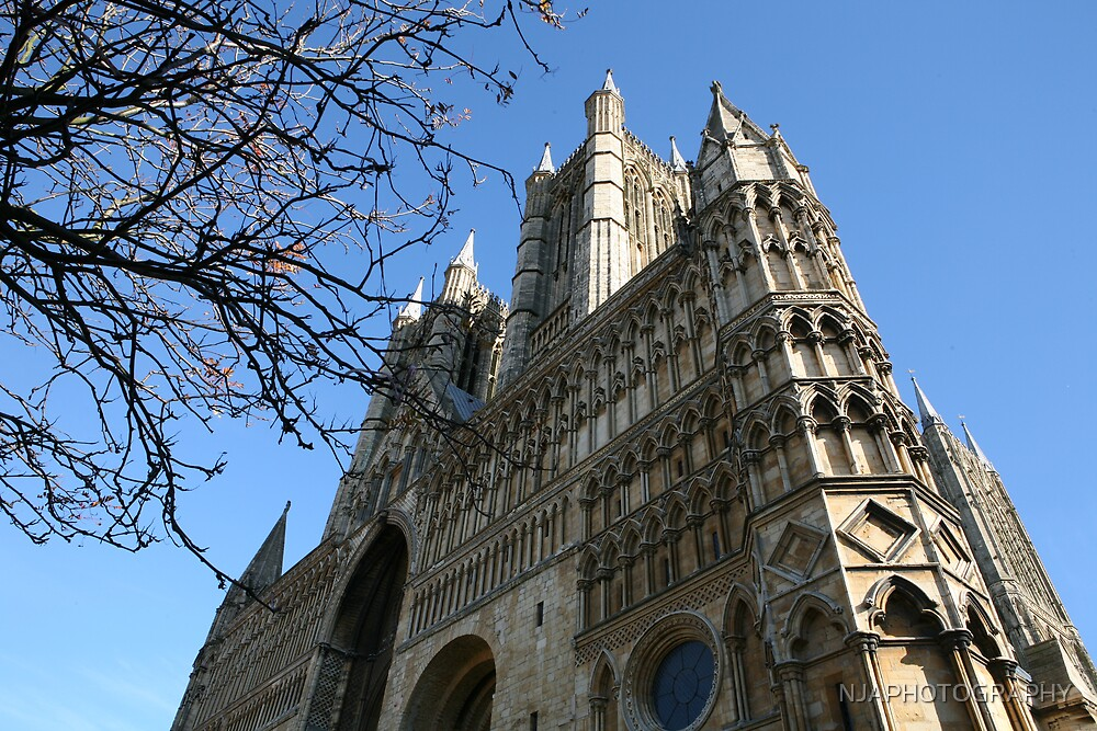 lincoln cathedral by NJAPHOTOGRAPHY