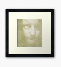 fade ... Framed Print