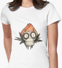Drunk Ivysaur Womens Fitted T-Shirt