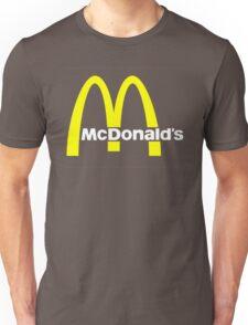 MCDONALDS Unisex T-Shirt