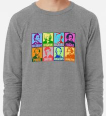 Pop Art Composers Lightweight Sweatshirt