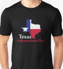Texas Independence Day - Holiday  Unisex T-Shirt