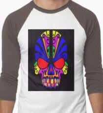 Skull in color T-Shirt