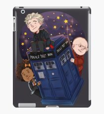 Doctor Who - To the TARDIS iPad Case/Skin