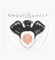 Ghost in the shell Wall Tapestry
