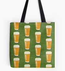 The Pint Glass Tote Bag