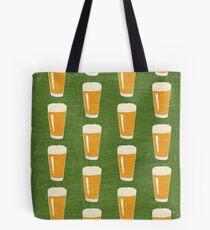 The Pint Glass Tote Bag