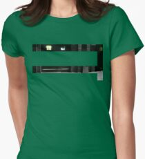 Malthouse theatre doors Women's Fitted T-Shirt