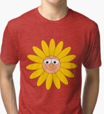 Mr Daisy Tri-blend T-Shirt