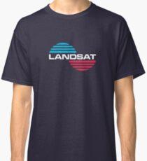 Landsat : Inspired by Kong : Skull Island Classic T-Shirt