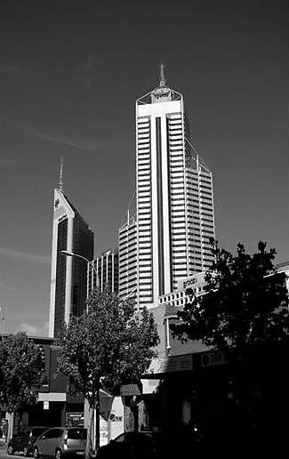 Perth City by maverickchild