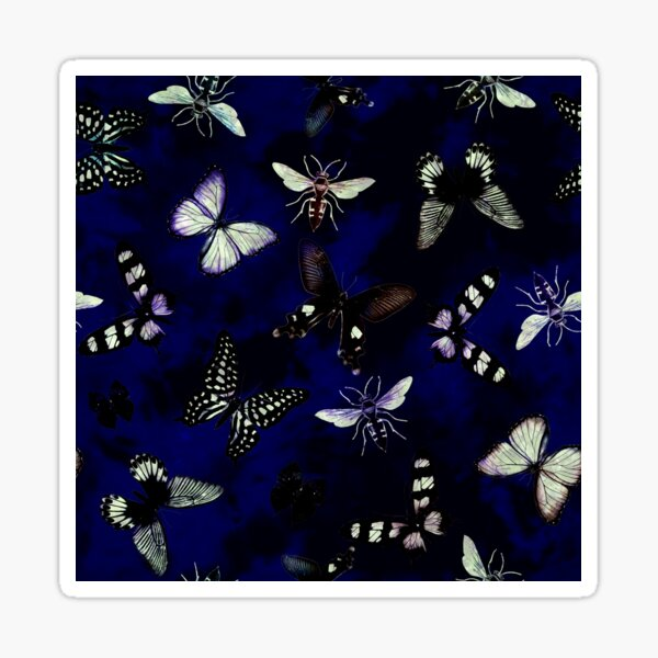Insect butterfly Sticker