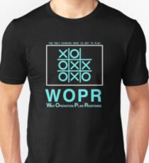 WOPR : Inspired by War Games Unisex T-Shirt