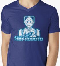 Mr Roboto Men's V-Neck T-Shirt