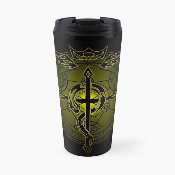 Fullmetal Alchemist Flamel  Travel Mug