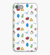 Cuccos, Rupees and Hearts, Oh My! iPhone Case/Skin