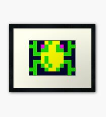 Frogger Framed Print