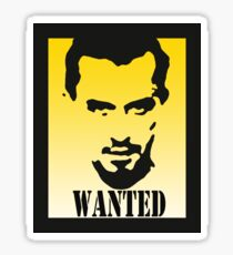 Theodore Bagwell ( Prison Break ) - Wanted Sticker