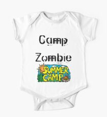 Camp Zombie Kids Clothes