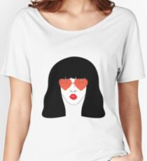 Love Goggles Women's Relaxed Fit T-Shirt