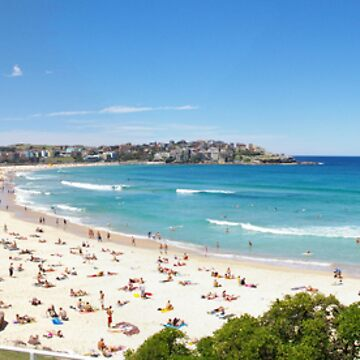 Bondi Beach by nixdigipix