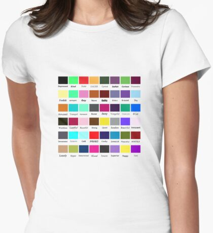 Colour My Emotion T-Shirt