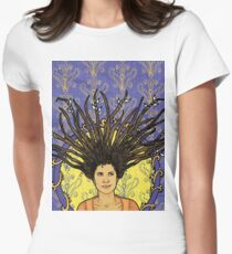 Hair Tree Women's Fitted T-Shirt