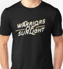 Warriors Of Sunlight - RETRO Unisex T-Shirt